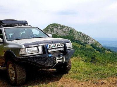 second-hand Opel Frontera B