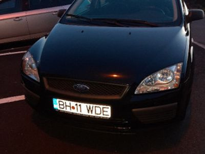 second-hand Ford Focus 2