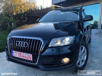 second-hand Audi Q5 Quattro // 2.0 TDi 190 CP // Navigatie Mare 3D // Pilot Automat // Scaune Încălzite .