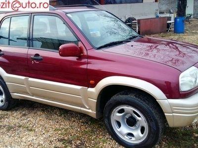 second-hand Suzuki Grand Vitara 1999