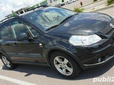 second-hand Suzuki SX4