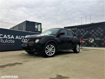 second-hand Nissan Juke 2012 EURO 5