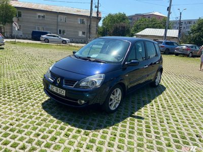 second-hand Renault Scénic 1.9dci 131cp. 2009