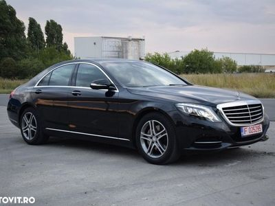 second-hand Mercedes S350 S