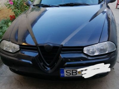 second-hand Alfa Romeo 156 jtd