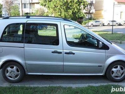 brugt Mercedes Vaneo 1.7 diesel