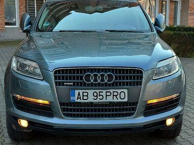 second-hand Audi Q7 3.0TDI 245C.P QUATTRO S-LINE