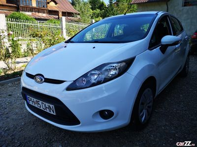 second-hand Ford Fiesta motor ECOnetic 1.6