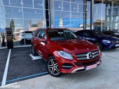 brugt Mercedes GLE250