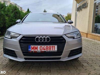 second-hand Audi A4 Avant 2017 2.0 TDI
