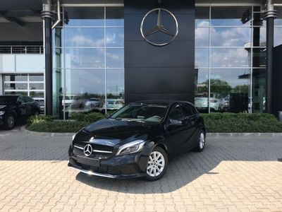 used Mercedes A180 d