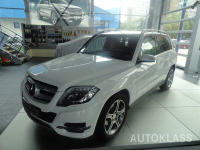 second-hand Mercedes GLK220 CDI 4M BlueEFFICIENCY
