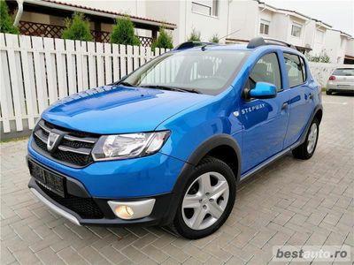 second-hand Dacia Sandero StepWay Benzina NaviParktronicTempomatClima