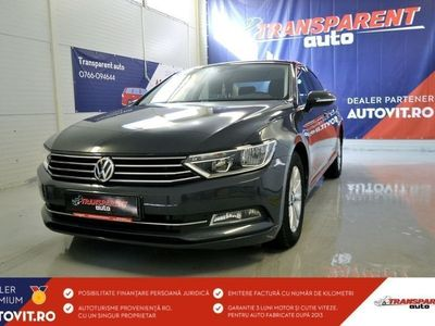 second-hand VW Passat din 2016