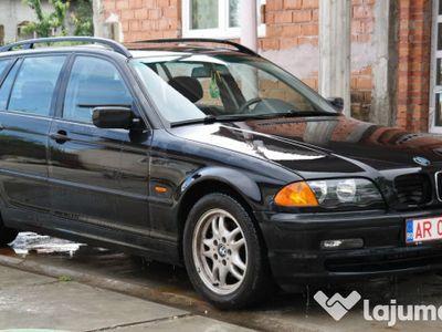 brugt BMW 320 E46 d Touring, 2.0 Diesel, an 2001