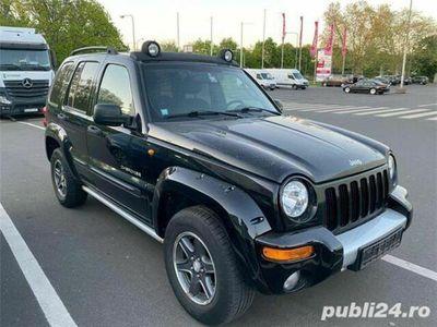 second-hand Jeep Cherokee kj