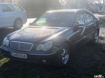 second-hand Mercedes 180 gpl