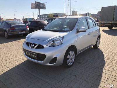second-hand Nissan Micra 1.2 benzina, 80 cp ,2017