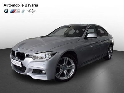 second-hand BMW 320 d xDrive M Sport Edition