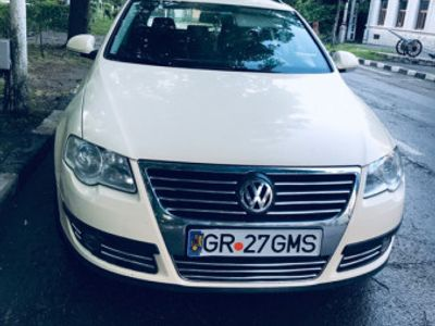 second-hand VW Passat b6 1.9 2008