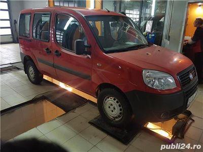 second-hand Fiat Doblò MIXT