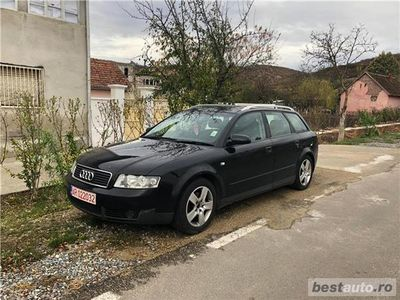 second-hand Audi A4 Avant, 1.9 TDI Diesel, an 2003