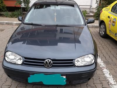 second-hand VW Golf IV Pacific version