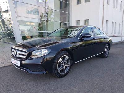 used Mercedes E200 T Aut.