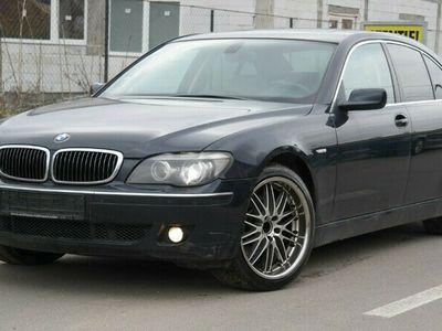 second-hand BMW 730 E65