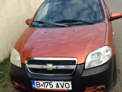 second-hand Chevrolet Aveo 1.4 16v din 2007