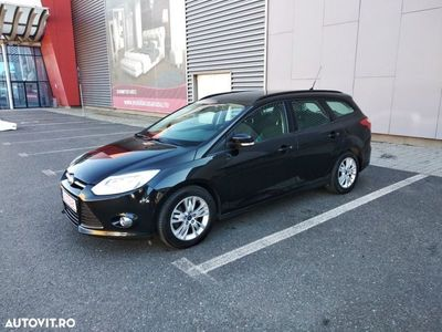 second-hand Ford Focus MK4