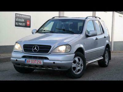 second-hand Mercedes ML270 4x4 - an 2001, 2.7 Cdi (Diesel)