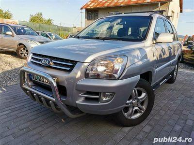 second-hand Kia Sportage 2007 2.0i + GPL