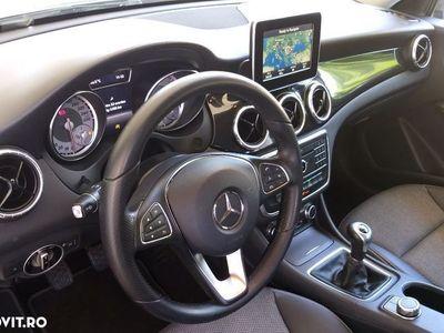 second-hand Mercedes CLA180