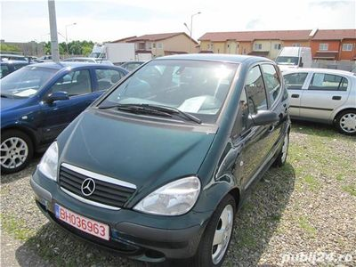used Mercedes A170