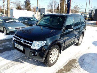 used Mitsubishi Pajero III