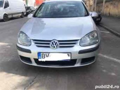 second-hand VW Golf V