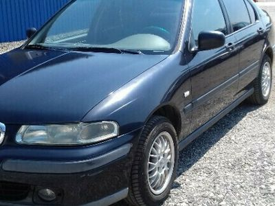 second-hand Rover 400