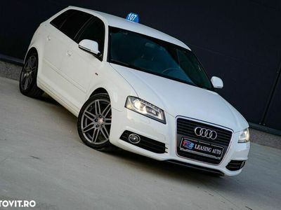 second-hand Audi A3 2.0