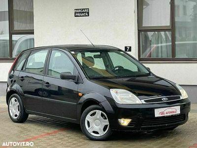 second-hand Ford Fiesta An 2006 Motor 1.4 TDCi Euro 4 Livrare Garantie