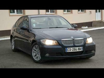 second-hand BMW 320 E90 d - an 2007, 2.0d (Diesel)