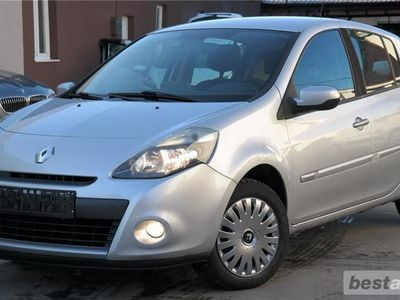 second-hand Renault Clio 1.2 (Benzina+GPl), an 2010