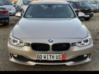 second-hand BMW 320 X - drive din 2014