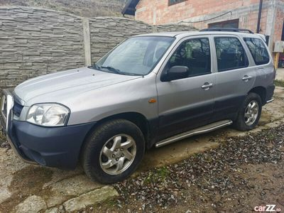 second-hand Mazda Tribute 4x4, 2800 EUR