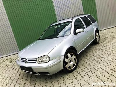 used VW Golf IV