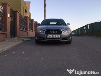 second-hand Audi A4 diesel 2.0 Full