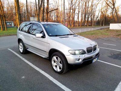 second-hand BMW X5 3.0 D