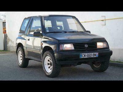second-hand Suzuki Vitara 4x4 CABRIO CU HARDTOP - an 1992, 1.6 (Benzin