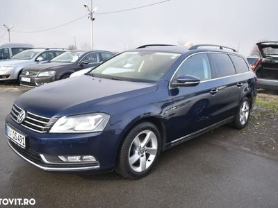 second-hand VW Passat 2.0 TDi 170 Cp 2012 Automatic