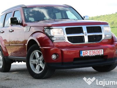 second-hand Dodge Nitro 4x4 - an 2010, 2.8 crd (Diesel)